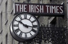 Times Newspapers have backed down in their legal row with the Irish Times