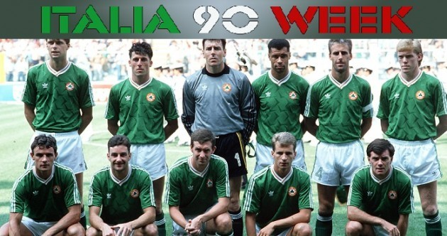 Where are Ireland's Italia 90 dream team now?