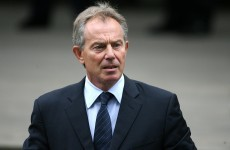 Tony Blair has resigned from his job in the Middle East