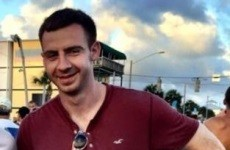 Irish man Ciaran O'Donnell missing in Florida