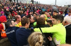 €5000 fines for Tyrone and Donegal following Ballybofey scuffle