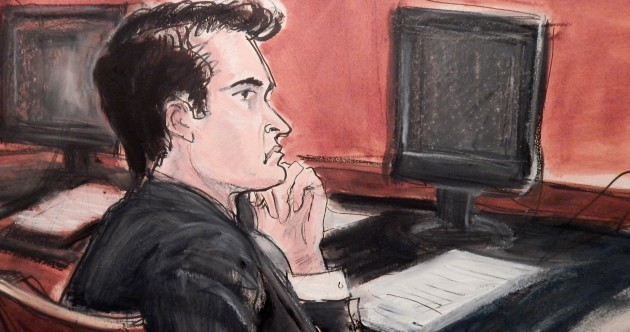 'You're no better than any drug dealer': Life in prison for 'Silk Road' website creator