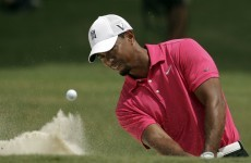 Woods beefs up Presidents Cup preparations