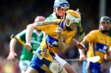 More bad news for Davy as Clare's 2-goal hero ruled out of qualifier