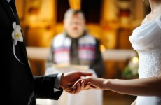 Couples may yet be barred from signing their marriage licences in church