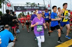 This 92-year-old cancer survivor just became the oldest woman to finish a marathon