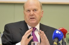 Govt rules out blanket debt forgiveness – but Noonan says banks can write off mortgages