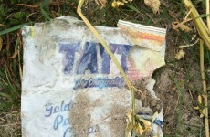 Is this Ireland's oldest Tayto bag?