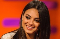 Police hunt for Mila Kunis stalker after escape from mental health facility