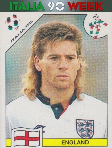 Can you identify these Italia 90 players from their Panini sticker?