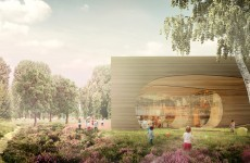 Here's an environmentally-friendly school kids will actually want to go to