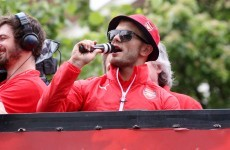 Wilshere finds himself in hot water with the FA yet again after anti-Spurs chants