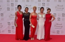 A LOT fewer people tuned in to the IFTAs this year