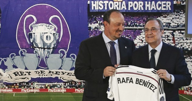 We'll Leave It There So: Benitez the man for Madrid, American football in Dublin and today's sport