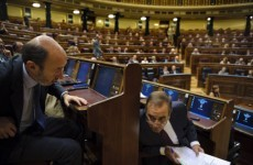Spain lawmakers agree to deficit amendment talks