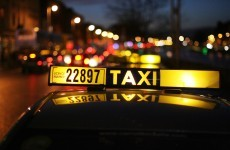 Taxi driver threatened at knife-point in late-night attack