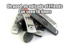 16 problems everyone faces when sitting down to watch telly