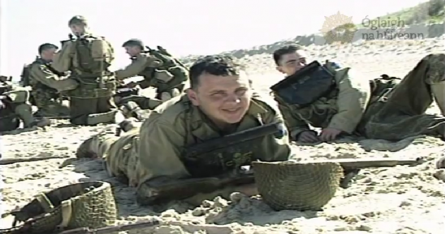 WATCH: Behind the scenes of Saving Private Ryan filmed on a Wexford beach