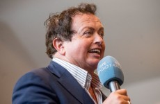 'It crossed the line and it disappointed me' - Marty Morrissey was hurt by Brolly insult