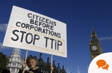 Corporations could start suing governments for 'barriers' to profit – will you accept this?