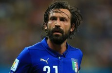 Andrea Pirlo to join Cork City? It's the sporting tweets of the week!