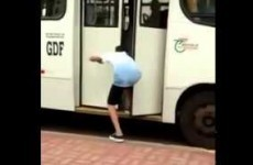 Kid attempts to troll bus driver, fails miserably