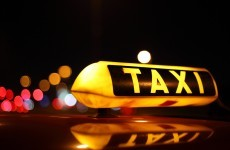 Taxi hijacked at gunpoint by hooded men