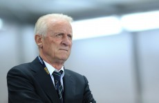 'Blatter said to me 'let's find a way we could forget'. But I am not someone with two faces' - Trapattoni