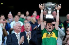 Kerry will play in Leinster next year after clinching the Christy Ring Cup