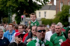 As it happened: Ireland v England, international friendly