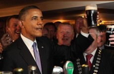 Barack Obama praises Irish woman in speech about immigration