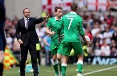 Ireland warm up for Scotland showdown with a scoreless draw against lacklustre English