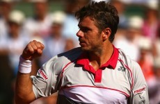 Wawrinka storms back to stun Djokovic in the French Open final