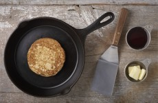 The easiest and tastiest pre-training pancake recipe...