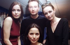 The Corrs are getting back together