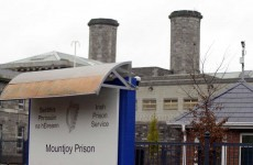 Inmates in Mountjoy formed pyramid in yard to help prisoner reach drugs