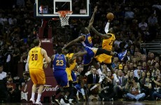 LeBron chips in with 40 points in Game 3 of the NBA Finals