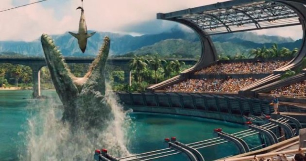 Why it took 10 years to bring 'Jurassic World' to the big screen