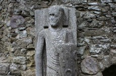 The best medieval statue in Ireland is 8ft tall and in a ruined church in Kilkenny…