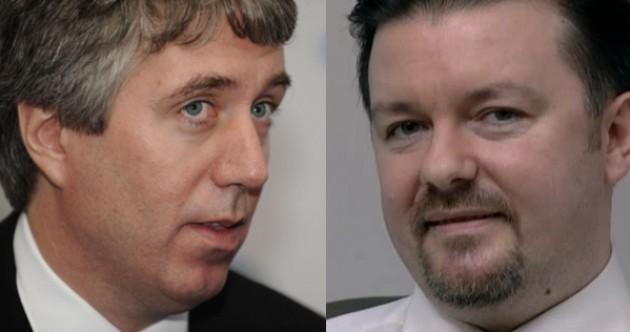 QUIZ: Who said it – John Delaney or David Brent?