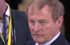 Watch Enda Kenny being asked if Fine Gael is too close to Denis O'Brien