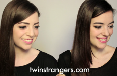Remember the Irish woman who found her doppelganger? She's just found another one