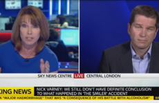 """Has somebody lost a limb on that ride?"" - Over 1,000 complaints about Kay Burley interview"