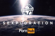 Pornhub wants to make the first porn movie in space