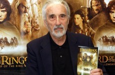 Actor Christopher Lee has died at the age of 93