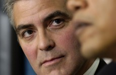 In case you were wondering, George Clooney rules out presidential bid