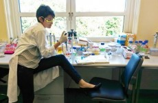 Here's why women are being #distractinglysexy today