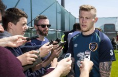 'If there's a tackle to be made, then I'll make it' – McClean seems ready to embrace the enforcer role