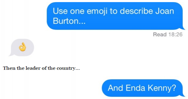 Who did an interview entirely in emoji? Test your knowledge of the week...