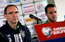 Ireland fighting to keep qualification hopes alive as O'Neill's first campaign hangs in the balance